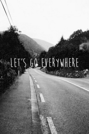 Let's and Lets Go: LET'S GO EVERYNHERE