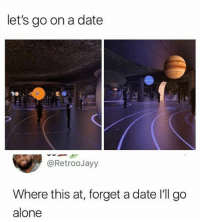 Lets Go On A Date