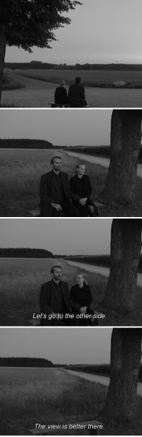 365filmsbyauroranocte:    Cold War (Paweł Pawlikowski, 2018)   : Let's go to the other side   he view is better there 365filmsbyauroranocte:    Cold War (Paweł Pawlikowski, 2018)