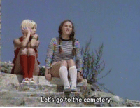 Cemetery, Goto, and Let's: Let's goto the cemetery
