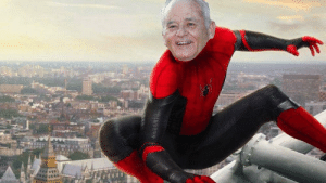 Lets start the Bill Murray Cinematic Universe, lets continue this.: Lets start the Bill Murray Cinematic Universe, lets continue this.