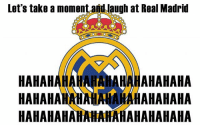 Madrid knocked out of Copa Del Rey by Leganes 😂: Let's take a moment and Jaugh at Real Madrid  HAHAHAHAHAHAHAHAHAHAHAHA  HAHAHAHAHAHAHAHAHAHAHAH  HAHAHAHAHAHAHAHAHAHAHAHA Madrid knocked out of Copa Del Rey by Leganes 😂