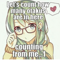 Anime, Annie, and Happy: Let'scount how  many Otakus  areinhere  Hounting  from me annie @dailykpopfacts yay, 1! y'all i'm so happy, i have no homework tonight!!! - credit: @anime.department