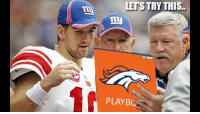 Nfl, Giants, and Ny Giants: LETSTRY THIS..  my  UNFLMEMEZ  PLAY BC What the NY Giants should do next season... Credit: Tom Zino