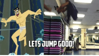 Lets Jump like Samurai Jack: LETSUUMP GOOD! Lets Jump like Samurai Jack