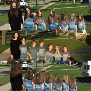"Beautiful, Children, and Cute: leviathanthefallenangel:  sixpenceee:   Meet Phoebe Kannisto and her six beautiful sons, all of whom are on an even more beautiful mission. They've all decided to grow and donate their hair to the young patients in need. The guys who signed up for this are Kannisto's oldest son, Andre (10 years old), 8-year-old identical twin sons Silas and Emerson, and 5-year-old fraternal triplets Herbie, Reed and Dexter. The 2-year-old daughter Marah Taylor had to sit this one out because her hair was still a bit too short. Monday was the day to make good on their promise, so they went to the local Hizair Hair Salon, which not only cut all those 17 feet of hair but also refused to take any payment, even working after hours. Eventually, the goods were then delivered to the Children with Hair Loss, an organization that provides hair replacements for kids with medically related hair loss. Of course, the cutting part wasn't the hard one, as the guys were growing their hair from one year to even five. And during that, some kids even got bullied at school because of it. But luckily, they've developed ""a thick skin"" which helped them ignore the criticism, and keep their sights on their goal, which is helping others in need. Kannisto said she's ""so proud"" of her boys: ""I love that they want to help other children,"" she told HuffPost. ""They're already making predictions on how long it will take them to grow their hair out to donate again."" (Source)   This is so cute and it needs more notes."