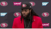 """The biggest misconception is that it's a bad deal.""  @RSherman_25 discusses negotiating his own contract with the @49ers. https://t.co/J90lFb6eF1: Levi'S  ST  Levr's ""The biggest misconception is that it's a bad deal.""  @RSherman_25 discusses negotiating his own contract with the @49ers. https://t.co/J90lFb6eF1"