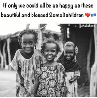 Beautiful, Blessed, and Children: lf only we could all be as happy as these  beautiful and blessed Somali children a  oo @chakabars Ten facts about Somalia 🇸🇴 1. Somalia comprises of 27 regions and was colonized by both Britain and France and Italy before it gained independence in July 1, 1960 2. Mogadishu is the capital of Somalia and its largest city. It is also known as Xamar. 3. British Somaliland gained independence from Britain on June 26, 1960 and Italian Somaliland gained independence from Italy just a few days after that on July 1, 1960. 4. The majority of Somalis are Sunni Muslims and a smaller percentage follows the Shia Muslim denomination and Sufism. 5. The official languages spoken in Somalia are Somalie and Arabic. 6. The currency of Somalia is Somali Shilling or SOS which has been in use since 1962. 7. Somalia is a semi arid land that experiences a very hot climate as it is located close to the equator. The average temperature round the year is 20 to 40⁰C. Some parts in the north experience temperatures above 45⁰C. 8. This country is the first African nation that was used for flying warplanes by the British. 9. Somalia is the only country in the world that does not possess a central form of government. 10. Agricultural products include cattle, goats, sheep, corn, sorghum, coconuts, sugarcane, mangoes, rice, sesame seeds and beans. They export livestock, hides, bananas, fish and charcoal. chakabars Picture by @yescene she is an amazing photographer, check him out!