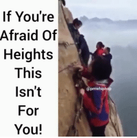 Hell no!! Here comes anxiety!! @pmwhiphop @pmwhiphop @pmwhiphop @pmwhiphop @pmwhiphop @pmwhiphop: lf You're  Afraid Of  Heights  This  Isn't  For  You!  @pmwhiphop Hell no!! Here comes anxiety!! @pmwhiphop @pmwhiphop @pmwhiphop @pmwhiphop @pmwhiphop @pmwhiphop