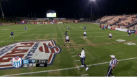 Memes, Live, and 🤖: LG  19 7:44  2ND .@MichaelVick goes deep for the TD!  📺: @flagfootball LIVE on @nflnetwork! #AFFL https://t.co/Knr5mVzkUZ