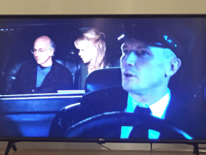 Beats, Him, and Driver: LG He's the limo driver and nobody beats him!
