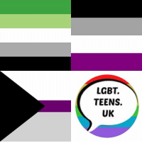 Top left: aromantic (aro) - the lack of romantic attraction Top right: asexual (ace) - the lack of sexual attraction Bottom left: demisexual-demiromantic - the sexual-romantic attraction to only those who you have made a strong platonic nod with Bottom right: me not knowing what to put there so I vainly broadcast our account to passers-by... -Chance ♠️: LGBT.  TEENS.  UK Top left: aromantic (aro) - the lack of romantic attraction Top right: asexual (ace) - the lack of sexual attraction Bottom left: demisexual-demiromantic - the sexual-romantic attraction to only those who you have made a strong platonic nod with Bottom right: me not knowing what to put there so I vainly broadcast our account to passers-by... -Chance ♠️