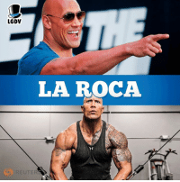 "Memes, The Rock, and 🤖: LGDV  LA ROCA  REUTER De ladron a estrella de Hollywood, es la historia de ""The Rock"" y su superación personal"