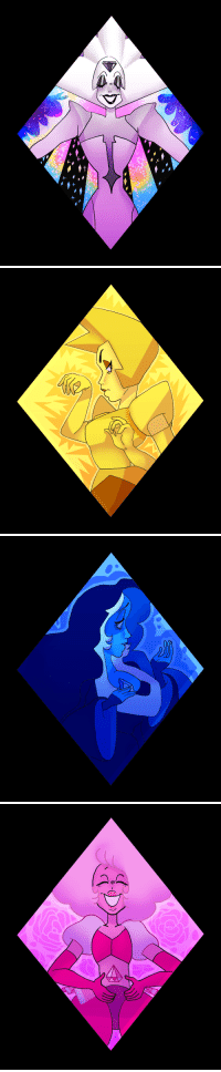 Love, Soon..., and Target: lgrussom:  The Great Diamond AuthorityThis will soon be available as stickers on redbubble so stay tuned! I made these because I freaking love the diamonds (and also some diamond art for my bud @ruthfigueroa19 because they're a diamond nut too)Which is your favorite??