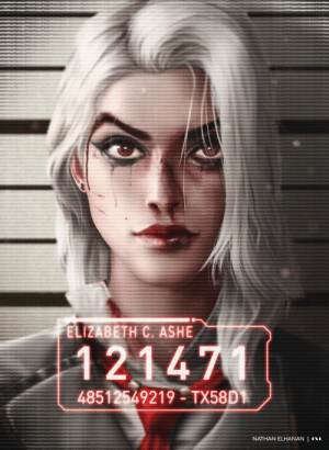 Tumblr, Blog, and Http: Li  BETH C. ASHE  48512549219 TX58D1  NATHAN ELHANAN I killingyouguy7:  Source:  Nathan Elhanan @ ArtStation