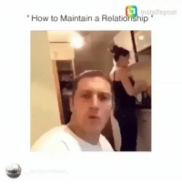 Insted: LI Inst Repost  How to Maintain a Relationship