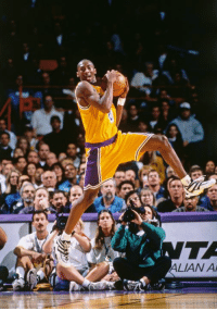 Kobe Bryant, Nba, and Kobe: LIAN A 22 years ago today, an 18-year-old Kobe Bryant made his NBA debut  He came off the bench and had no points in 6 minutes of action