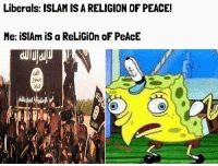 America, Facebook, and Instagram: Liberals: ISLAM ISA RELIGION OF PEACE!  Me: iSlAm is a ReLiGion oF PeAcE ISIS niggas are not peaceful. isisniggas isiskilledbiggie trumpmemes liberals libbys democraps liberallogic liberal maga conservative constitution presidenttrump resist stupidliberals merica america stupiddemocrats donaldtrump trump2016 patriot trump yeeyee presidentdonaldtrump draintheswamp makeamericagreatagain trumptrain triggered CHECK OUT MY WEBSITE AND STORE!🌐 thetypicalliberal.net-store 🥇Join our closed group on Facebook. For top fans only: Right Wing Savages🥇 Add me on Snapchat and get to know me. Don't be a stranger: thetypicallibby Partners: @theunapologeticpatriot 🇺🇸 @too_savage_for_democrats 🐍 @thelastgreatstand 🇺🇸 @always.right 🐘 @keepamerica.usa ☠️ @republicangirlapparel 🎀 @drunkenrepublican 🍺 TURN ON POST NOTIFICATIONS! Make sure to check out our joint Facebook - Right Wing Savages Joint Instagram - @rightwingsavages