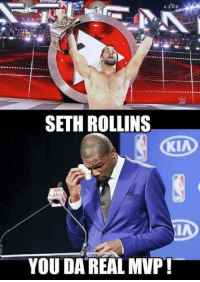 Non-DBZ related but I still can't contain my excitement from last night :') Best ending to WrestleMania since WrestleMania X-Seven :3: LIC  SETH ROLLINS  VIA  YOU DA REAL MVP! Non-DBZ related but I still can't contain my excitement from last night :') Best ending to WrestleMania since WrestleMania X-Seven :3