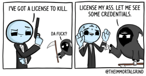 License to kill: License to kill