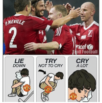 😓: LIE  DOWN  TRY  NOT TO CRY  nicef  Troll Football  CRY  A LOT 😓