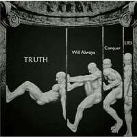 IG: LIES  Conquer  Will Always  TRUTH IG