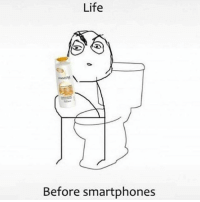 Funny, Life, and Memes: Life  Before smartphones We downgraded from shampoo to memes