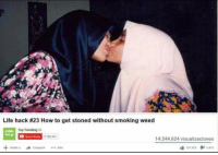 Dude, Life, and Smoking: Life hack #23 How to get stoned without smoking weed  Top Trending  Suserbese  780 90  4.244.624 visualizaciones  Made. A cargarse Mis  107.929 1