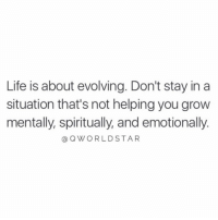 """No more time to waste...start cutting the nonsense out of your life..."" ✂️💯 @QWorldstar #PositiveVibes https://t.co/aTcbvowxQu: Life is about evolving. Don't stay in a  situation that's not helping you grow  mentally, spiritually, and emotionally.  @QWORLDSTAR ""No more time to waste...start cutting the nonsense out of your life..."" ✂️💯 @QWorldstar #PositiveVibes https://t.co/aTcbvowxQu"