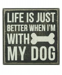 Memes, 🤖, and Download: LIFE IS JUST  BETTER WHEN I'M  WITH  MY DOG I'm sure we can all agree to this! Download Love Me Love My Dog album for free  Link : http://bit.ly/LMLMD-APP