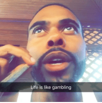 "LilDuval says ""Life Is Like Gambling..."". Do you agree? Comment below! 👇🤔 @LilDuval WSHH: Life is like gambling LilDuval says ""Life Is Like Gambling..."". Do you agree? Comment below! 👇🤔 @LilDuval WSHH"