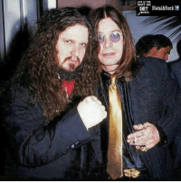 Memes, Metal, and 🤖: LIFE IS T00  XERT FOR  SHIT Metal&Rock Dimebag & Ozzy