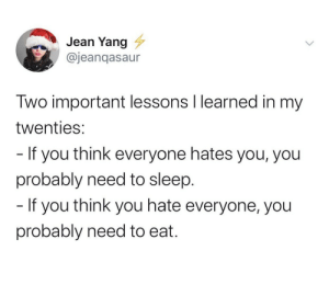 Life lessons: Life lessons