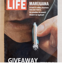 Instagram, Life, and Weed: LIFE  MARIJUANA  At least 12 million Americans  have now tried it  Are penalties too severe?  Should it be legalized?  GIVEAWAY Some things never change... while others do. In honor of this exciting time, @LinxVapor is giving away a FREE Hypnos Zero! The essential extract vaporizer for the flavor connoisseur. The Hypnos Zero has a coil-less ceramic atomizer, a glass mouthpiece and a medical grade stainless steel case. There are no plastics or fibers used in the air path, giving the user the most pure toxin free flavor possible. Breathe Innovation! Enter To Win: 1. Must be following @LinxVapor 2. Comment & Tag a friend who would also like to win! (you can comment as many times as you'd like!) 3. Must have a US shipping address Giveaway will close tomorrow at Midnight PST. One winner will be selected and announced through @LinxVapor's Instagram Story. LinxLife HypnosZero LifeMagazine 1969