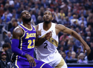 "Los Angeles Lakers, Life, and Kawhi Leonard: Life  TAKER  H Kawhi Leonard ""intends"" to meet with Lakers and Clippers when free agency starts, per Chris B. Haynes"