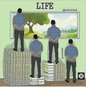 LIFE because you can't be very rich and also have lots of money: LIFE  @UGOJESSE  @UGOJESSE LIFE because you can't be very rich and also have lots of money