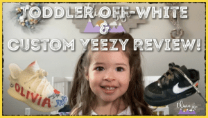 lifepro-tips: Toddler Off-White & Custom Yeezy Sneaker Review | Rare Toddler Sneakers | Air Force 1 | Yeezy 350 V2 - YouTube: lifepro-tips: Toddler Off-White & Custom Yeezy Sneaker Review | Rare Toddler Sneakers | Air Force 1 | Yeezy 350 V2 - YouTube