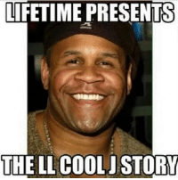 cool story: LIFETIME PRESENTS  THE LL COOL J STORY
