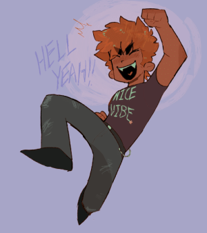 lightningrei:  TODAY (TECHNICALLY YESTERDAY) I FINISHED APPLYING FOR COLLEGES!!!!!!!!!!! so i drew a him to celebrate: lightningrei:  TODAY (TECHNICALLY YESTERDAY) I FINISHED APPLYING FOR COLLEGES!!!!!!!!!!! so i drew a him to celebrate
