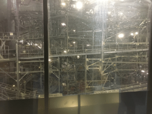 Lights on in Space Mountain: Lights on in Space Mountain
