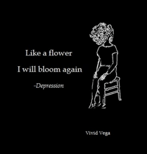 "Amazon, Click, and Tumblr: Like a flower  I will bloom again  Depressiorn  Vivid Vega vividvega:  Vivid Vega's Best Selling Poetry Book, ""Words That Kill"" is available for $5 Today Only on Amazon: Click Here"