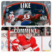 Hockey, Run, and One: LIKE  COMMENT First one to 3k: 4/10 rounds.  Roy has won 4 times in a row. Will he keep his run going?  Like for Roy Comment for Osgood  -winch