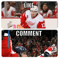 Hockey, Player, and First: LIKE  COMMENT First to 2k: Player edition 5/10 rounds.  Datsyuk wins again!  Like for Datsyuk Comment for Ovi  -winch