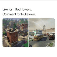 Do NOT follow @stonerjoke if easily offended 😡: Like for Tilted Towers.  Comment for Nuketown. Do NOT follow @stonerjoke if easily offended 😡
