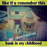 Double Tap if you had this 😋😍 Best Childhood Memories MissThoseDays ➡️ @ommy_007: like if u remember this  D.Arts  dekhbhai  Ca bank in my childhood Double Tap if you had this 😋😍 Best Childhood Memories MissThoseDays ➡️ @ommy_007