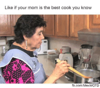 Tag your moms!!: Like if your mom is the best cook you know  fb.com/MexWOTD Tag your moms!!