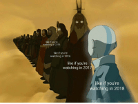 Memes, Avatar, and Invest: like if you're  watching in 2015  like if you're  watching in 2016  like if you're  watching in 201  like if you're  watching in 2018 Avatar memes are trending, invest now! via /r/MemeEconomy https://ift.tt/2prtoCC