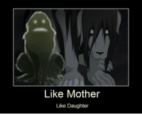 Mother, Daughter, and Like: Like Mother  Like Daughter