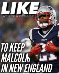 Memes, 🤖, and Epa: LIKE  OTH EPA TSP AGE  NFL  TS  TO KEEP  MALCOLM  INNW ENGLAND PAY THE MAN!!! 💰 💵 💰 💵 💰 . patsnation doyourjob thenextone onemore