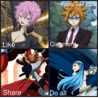 Who is your fav?  Jellal Fernandes | Fairy Tail Zero: Like  Share  Fairy Tail ep  CORnte  Do all Who is your fav?  Jellal Fernandes | Fairy Tail Zero
